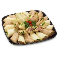 Save-On-Foods Save-On-Foods - Deluxe Wrap Tray Small- Serves 5-10, 1 Each