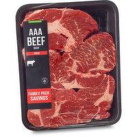 N/A - Boneless Blade Simmering Steak, Fresh Family Pack, 850 Gram