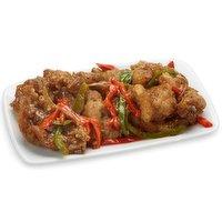 Deli-Cious - Pork Chop with Black Pepper Sauce, 1 Each