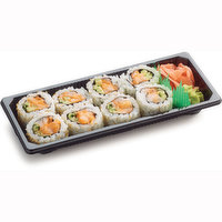 Save-On-Foods - Chopped Scallop Roll, 8 Each