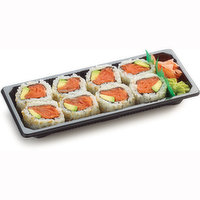 Save-On-Foods - Smoked Salmon Roll, 8 Each