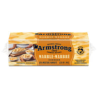 Armstrong Armstrong - Cheddar Cheese - Marble, 325 Gram