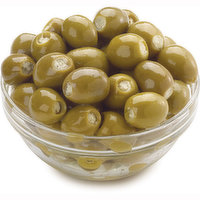 Save-On-Foods Save-On-Foods - Green Pitted Olives Stffd w/Blue Chse, 100 Gram