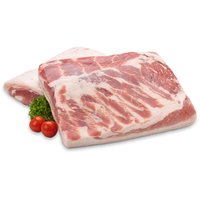 Save-On-Foods - Pork Belly Piece, Boneless Skinless, 1.5 Kilogram