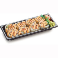Save-On-Foods - Spicy Salmon Roll, 8 Each