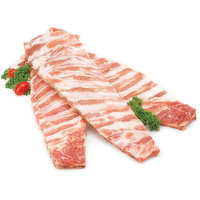 Pork - Side Rib - St Louis Style RWA, 480 Gram