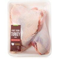 Western Canadian - Turkey Hind Quarter, Fresh, 790 Gram