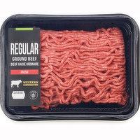 Western Canadian - Ground Beef Regular, 529 Gram