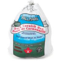 Hallmark - Rock Cornish Hen, 600 Gram