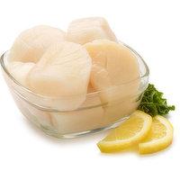 Save-On-Foods - Ocean Wise Jumbo U10 Scallops Previously Frozen, 100 Gram