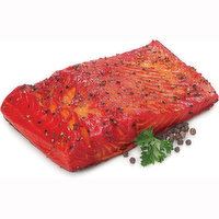 Save-On-Foods - Salmon Wild Peppered Chum Tips, 200 Gram