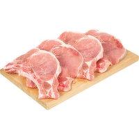 Save-On-Foods - Pork Loin Chops Center Cut Fast Fry, Fresh, 1 Kilogram