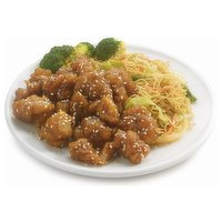 Deli-Cious - Sesame Chicken with Chow Mein, 1 Each