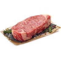 N/A - Tray Pack Canada Prime Striploin Steak, 400 Gram