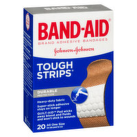 Band-Aid - Tough Strips Bandages