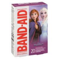 Band-Aid - Disney Frozen Adhesive Bandages