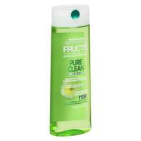 Garnier - Fructis Pure Clean Shampoo - Normal To Oily Hair, 370 Millilitre