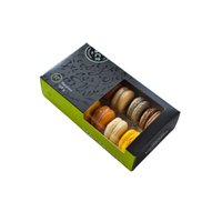Kitchening & Co Kitchening & Co - Handcrafted French Macarons, 12 Each