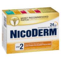 Nicoderm - Stop Smoking System Step 2