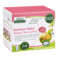 Soft Bamboo Wipes enriched Specially formulated for Ultra sensitive and delicate skin.-Perfume free, Chlorine free, Sulphates free-Certified Organic Aloe Vera, Chamomile, Olive Oil and Shea Butter.