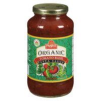 Prairie Harvest - Organic Tomato Basil Sauce