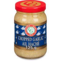 Canada Garlic - Chopped Minced Garlic, 125 Gram