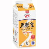 Sunrise - Sweetened Soy Beverage, 1.89 Litre