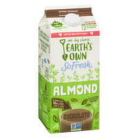 Earth's Own - Almond Fresh Chocolate, 1.89 Litre