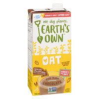 Earth's Own - Oat Chocolate GF, 946 Millilitre