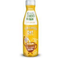 Earths Own - Oat Half & Half - Cafe Edition