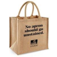 Urban Fare Urban Fare - Jute Tote Bag - No Apron, 1 Each