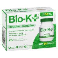 Bio-K+ - 25 Billion Regular, 30 Each