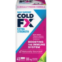 Cold-FX Cold-FX - Extra Strength Capsules 300mg, 45 Each
