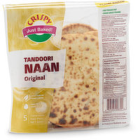 Crispy - Plain Naan