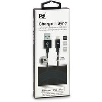 Pdi Accessories - Charge & Sync Lightning Connector to USB Cable, 1 Each