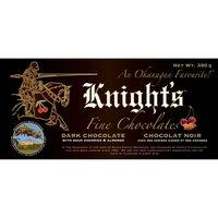 Knight's Knight's - Dark Chocolate Bar - Sour Cherry & Almond, 350 Gram