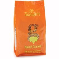 Good Habits Good Habits - Naked Granola, 454 Gram