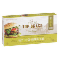 Top Grass Cattle Company - Beef Burgers Grass Fed
