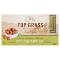 Top Grass Cattle Company - Meatballs - Italian Style