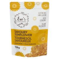 Eve's Crackers - Savoury Sunflower