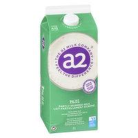 A2 - Partly Skimmed Milk 1% MF