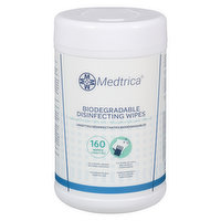Medtrica - Biodegradable Disinfecting Wipes