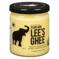Lees Lees - Plain Janes Ghee, 210 Gram