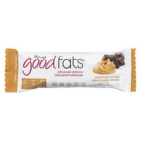 Made with natural & wholesome ingredients like peanut butter, coconut oil, decadent chocolatey coating, & whey protein. Only 1g of sugar. Gluten & Keto friendly.