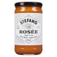 Stefano Faita - Cream Sauce Rose, 648 Millilitre