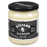 Stefano Faita - Alfredo Cream Sauce