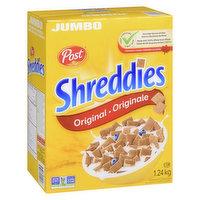 Post - Shreddies Cereal - Original