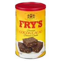 Fry's Premium Cocoa. A Canadian favourite in many kitchens.