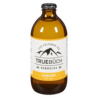 Truebuch - Komucha - Ginger, 355 Millilitre