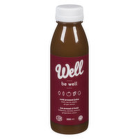 Well Well - Be Well Cold Pressed Juice, 333 Millilitre